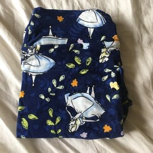 OS Disney Lularoe leggings